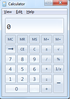 Software Testing Exercises - Calculator